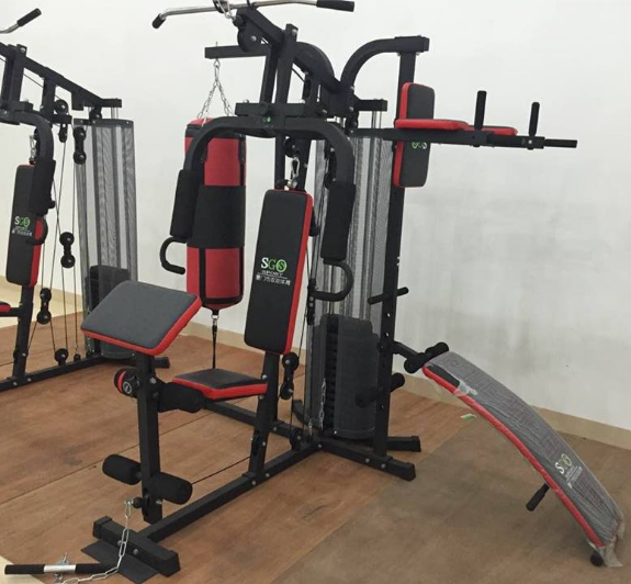 Home gym sisi gallery fitness jogja