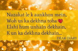 dear diary se images shayari and love quotes-17
