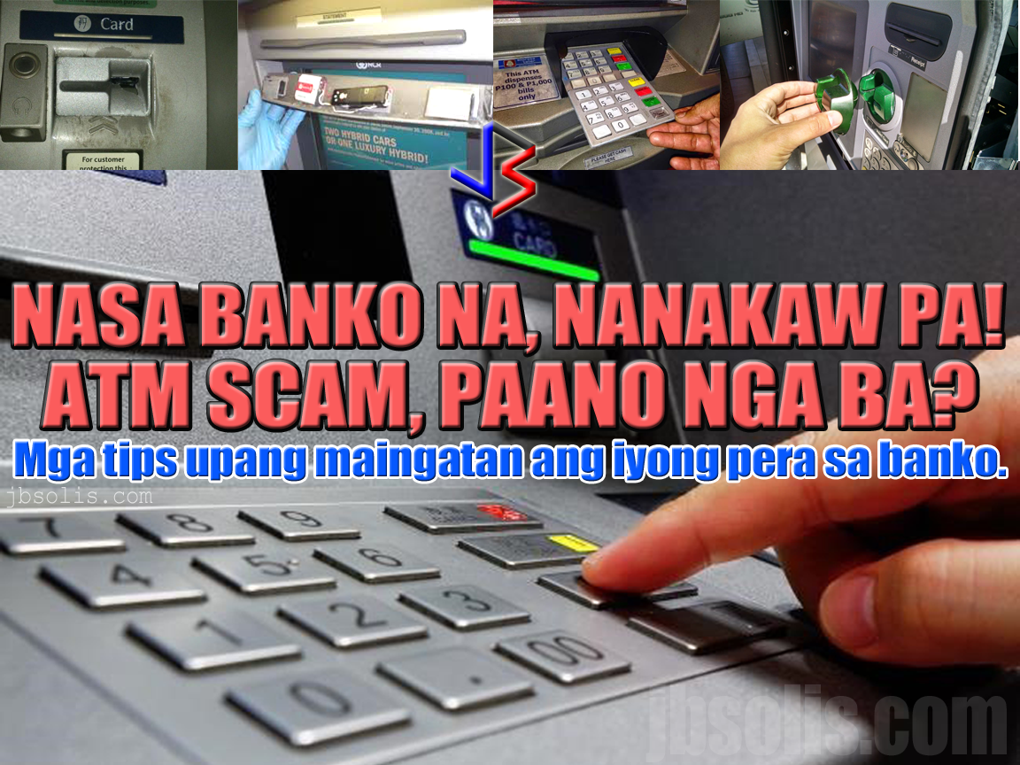 atm skimmer how to detect