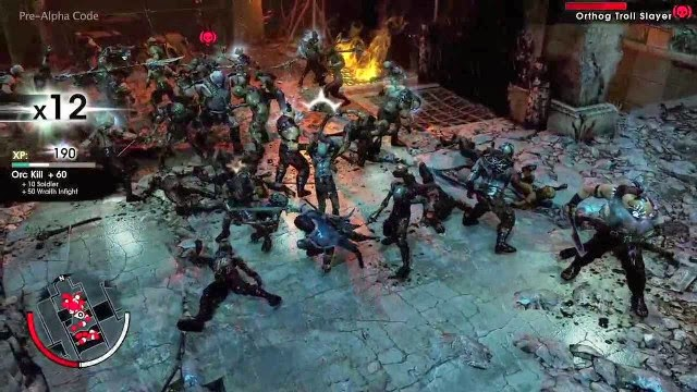 Middle earth Shadow of Mordor PC Games Gameplay