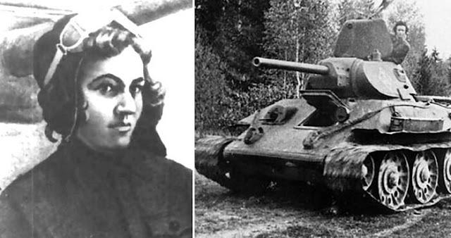 1941, Maria Oktyabrskaya