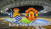 مباراة مانشستر يونايتد وريال سوسيداد بث مباشر بتاريخ 25-02-2021 الدوري الأوروبي