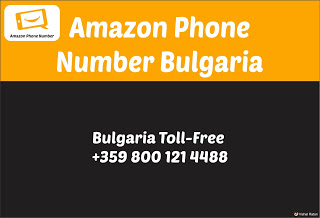 Amazon Phone Number Bulgaria