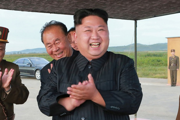 Kim Jong-un, Coreia do Norte, Michell Hilton