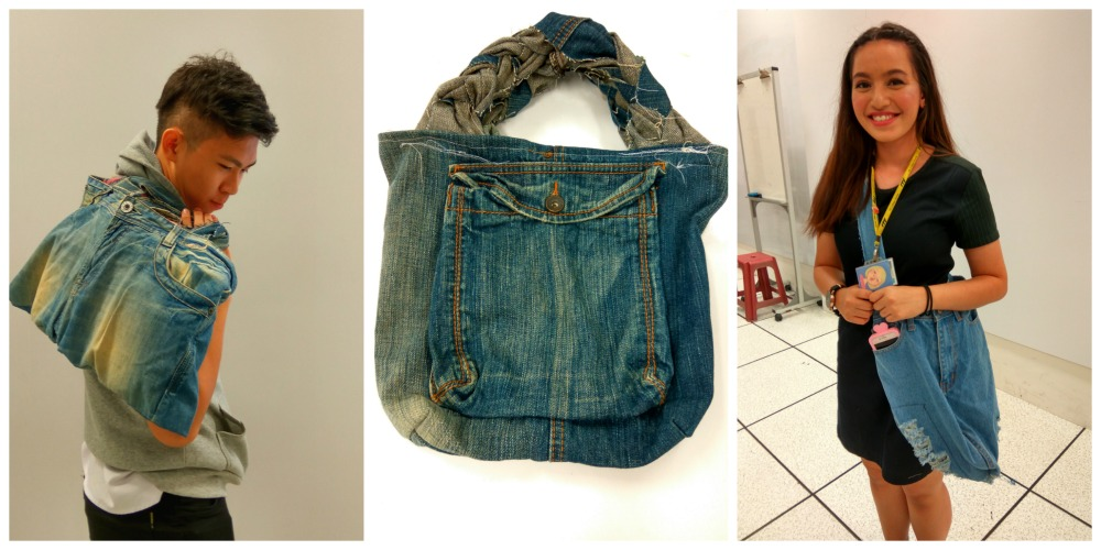 Upcycling Jeans into Bags