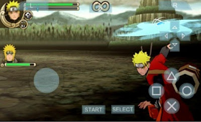 Download PSP Game Naruto Shippuden Ultimate Ninja Impact CSO HighCompress PPSSPP Android