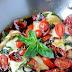 طريقة تحضير صدور الدجاج بالطماطم و جبن الموزاريلا