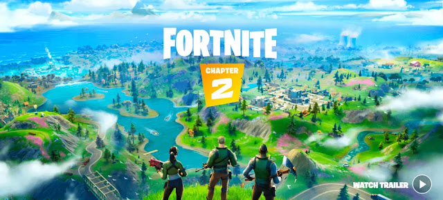 Download fortnite for PC, Mac, XBOX, Playstation  And Mobile for free