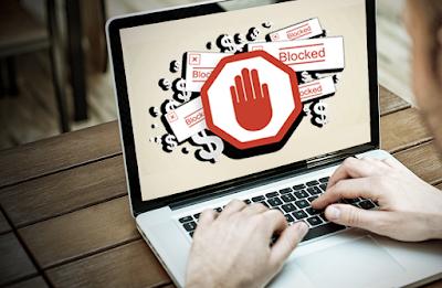 Cara Mudah Memasang Script Anti Adblock di Blog Blogspot - belajarkuh