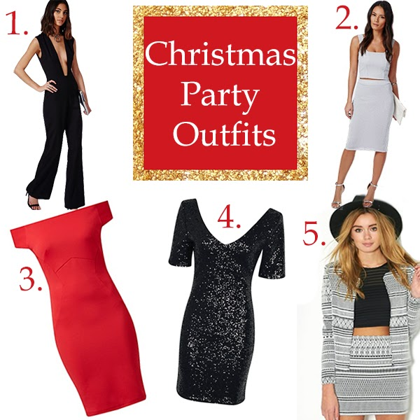 Christmas party outfit ideas | Christmas party dresses