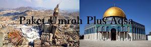 Umroh Plus Aqsa