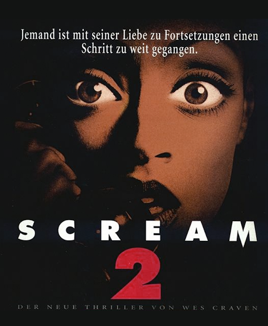 Scream 2 German poster Jada Pinkett