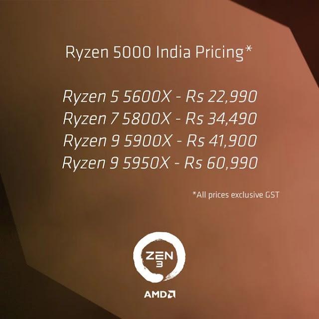 AMD-Ryzen-5000-India-Pricing-Announced
