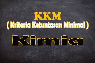 KKM Kimia SMA Kurikulum 2013 Revisi 2021 terdiri dari KKM Kimia Kelas X Kurikulum 2013 Revisi, KKM Kimia Kelas XI Kurikulum 2013 Revisi dan KKM Kimia Kelas XII Kurikulum 2013 Revisi