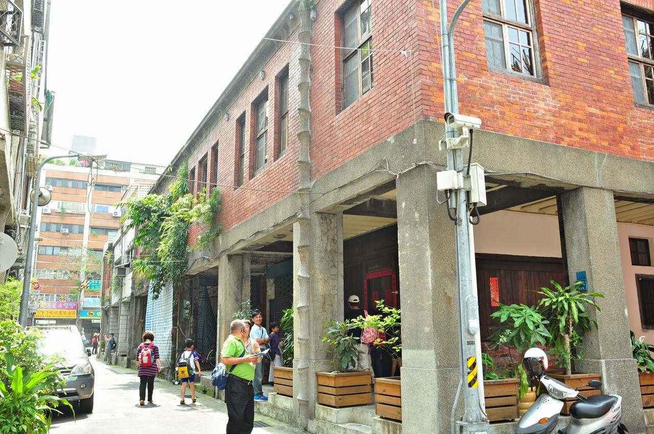 簡 單 就 好。。。。: 大稻埕千秋街店屋 - 古蹟建築