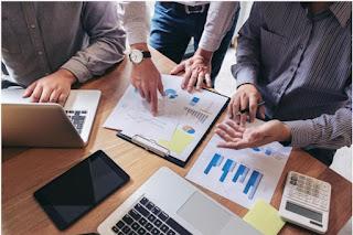 Penjelasan Mengenai  Struktur Organisasi dalam Berbisnis