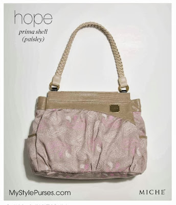 Miche Paisley Hope Prima Shell