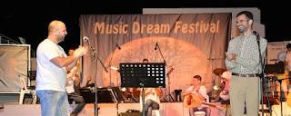 Ο Βαγγέλης Αυγουλάς και ο Γιάννης Γαβράς στο 2ο Music Dream Festival