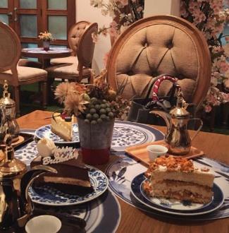 مطعم بيسترو من تاو الرياض