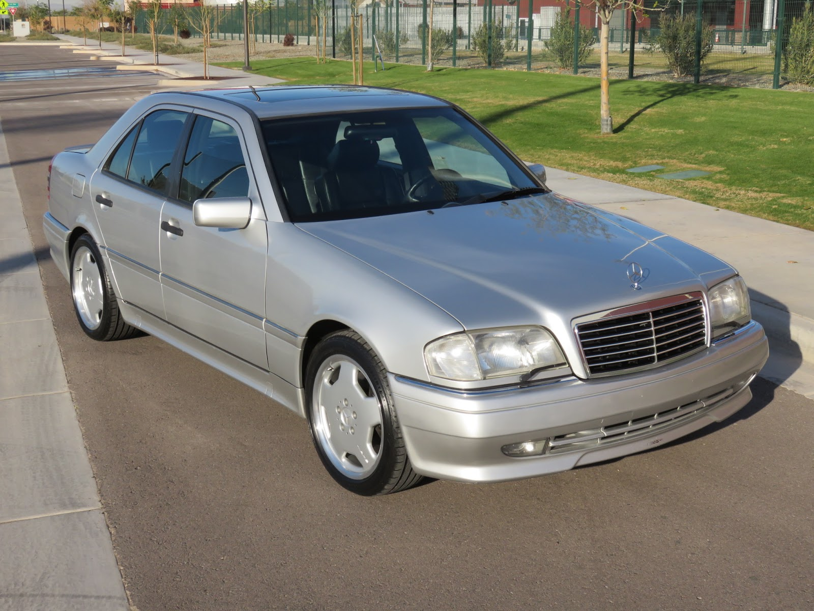 1996 mercedes benz w202 c36 amg benztuning for 1996 mercedes benz c class