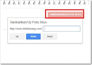 cara submit sitemap blog di google webmaster