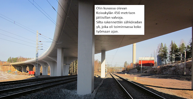 Pekka Korpivaara (Kouvola) REDI Kalasataman sillat