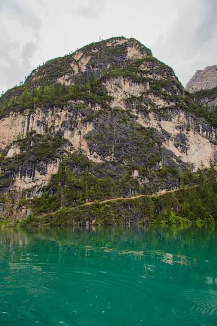 Seerundweg Pragser Wildsee  Lago di Braies  Südtirol 04