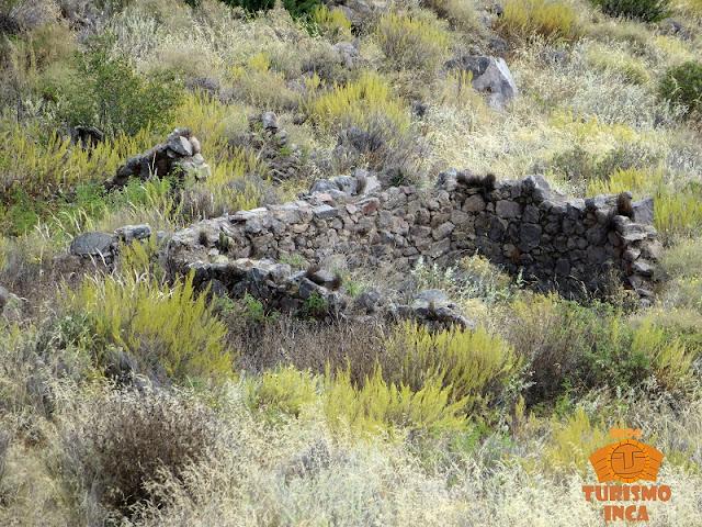 restos arqueológicos allhuay