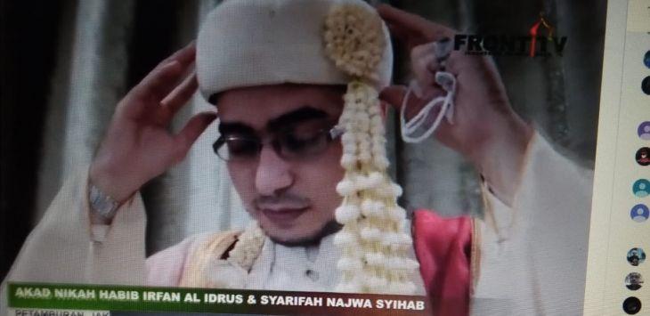 Inilah Menantu Sang Imam, Suami dari Najwa Shihab