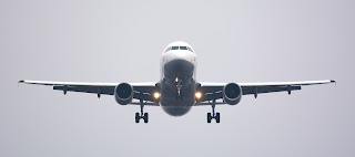 carbon emissions from flying
