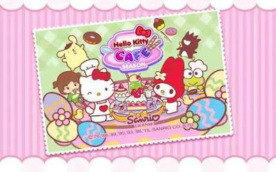 Game Hello Kitty Cafe Season