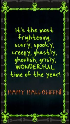Happy Halloween Messages Ard For Facebook 2016