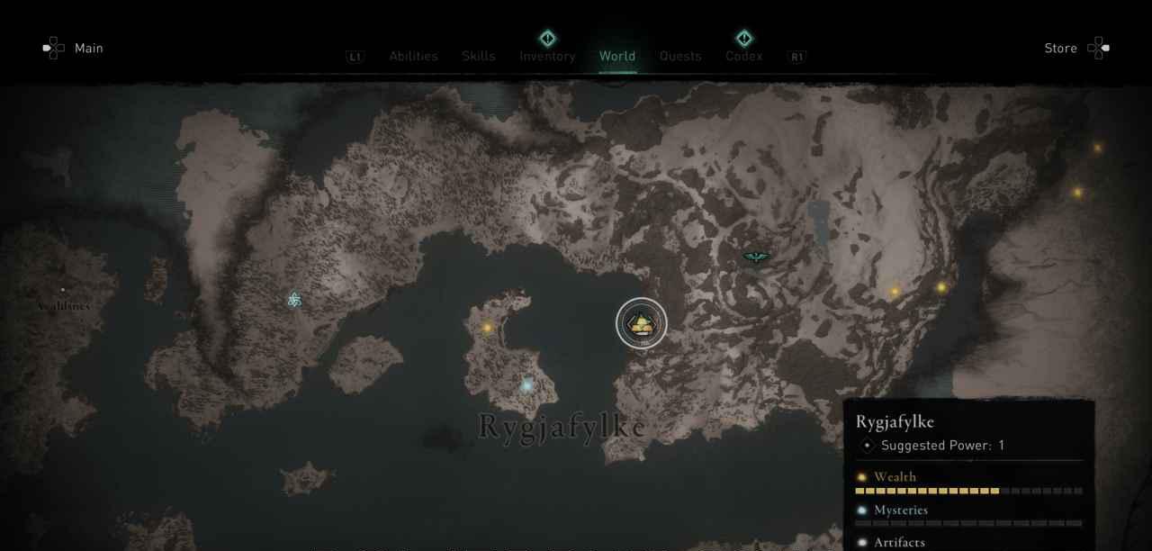 Ingot 10 Map
