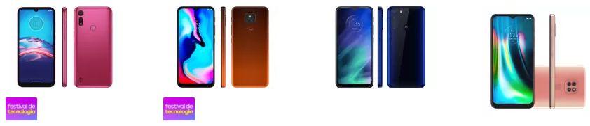 Comprar Celulares e Smartphones Motorola na Promoção