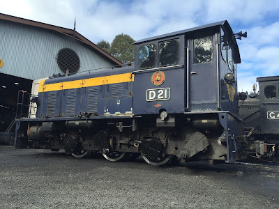 D21 – The Return Journey