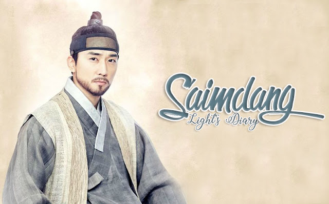 Drama Korea Saimdang Light's Diary
