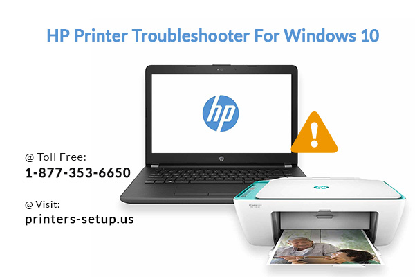 Fix Printer Problem: HP Printer Troubleshooting | 1-877-353