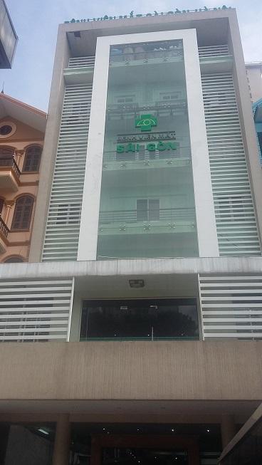 Bệnh viện mắt Sài Gòn - Hà Nội 1