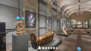Visita virtuale Museo Egizio