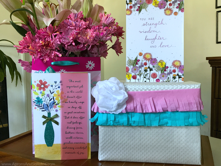 3 Ways to Wrap and Present your Mother's Day Gift