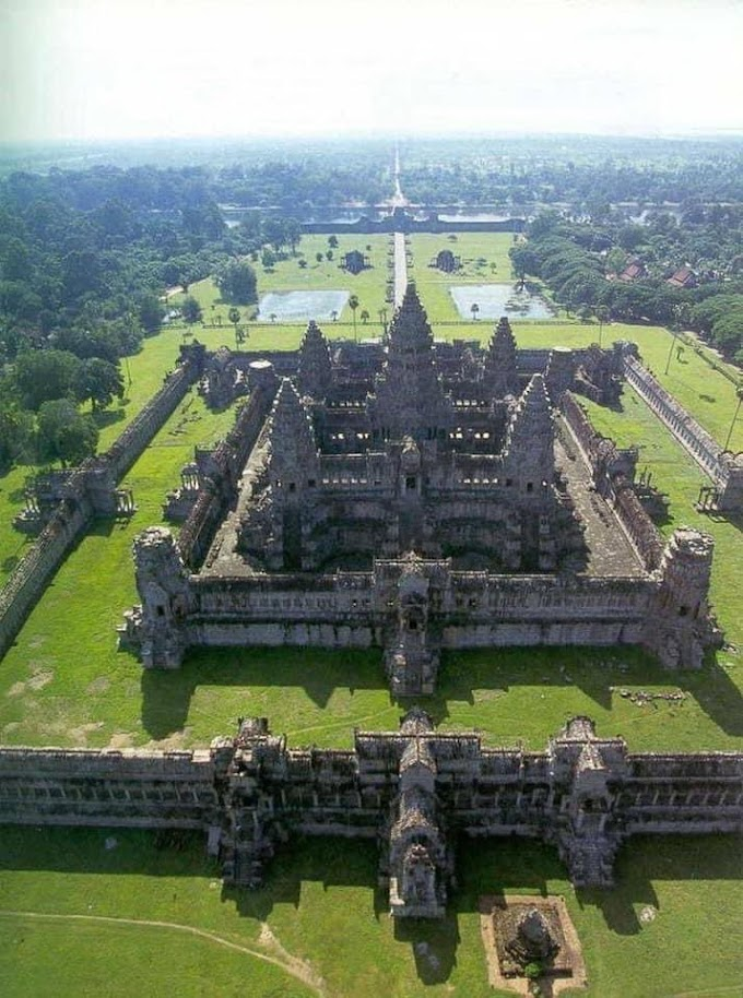 Angkor Wat- The Temple of Bhagwan Vishnu