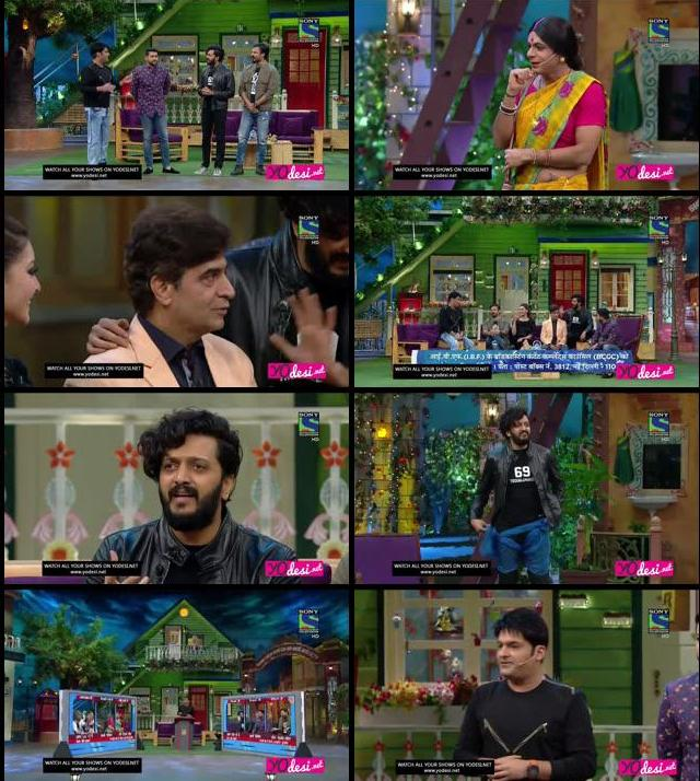 The Kapil Sharma Show 16 July 2016 HDTV 480p