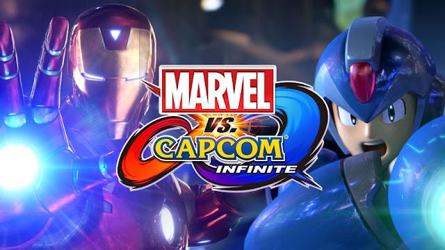 الإعلان عن شخصيات جديدة و تحديد تاريخ إصدار Marvel vs. Capcom Infinite