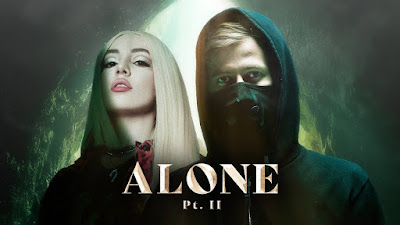 Alone Pt II Song Lyrics - Alan Walker Songs Lyrics - English Songs lyrics