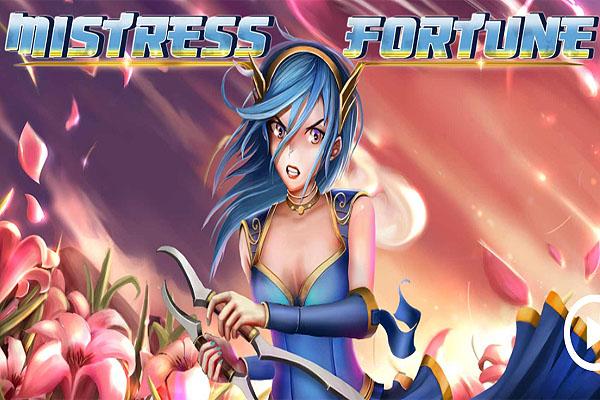 Main Gratis Slot Mistress of Fortune (Blueprint Gaming)