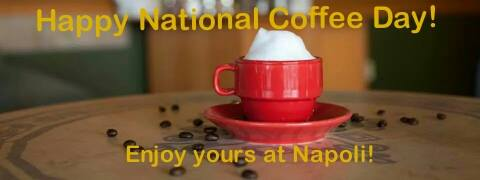 National Coffee Day Wishes Photos