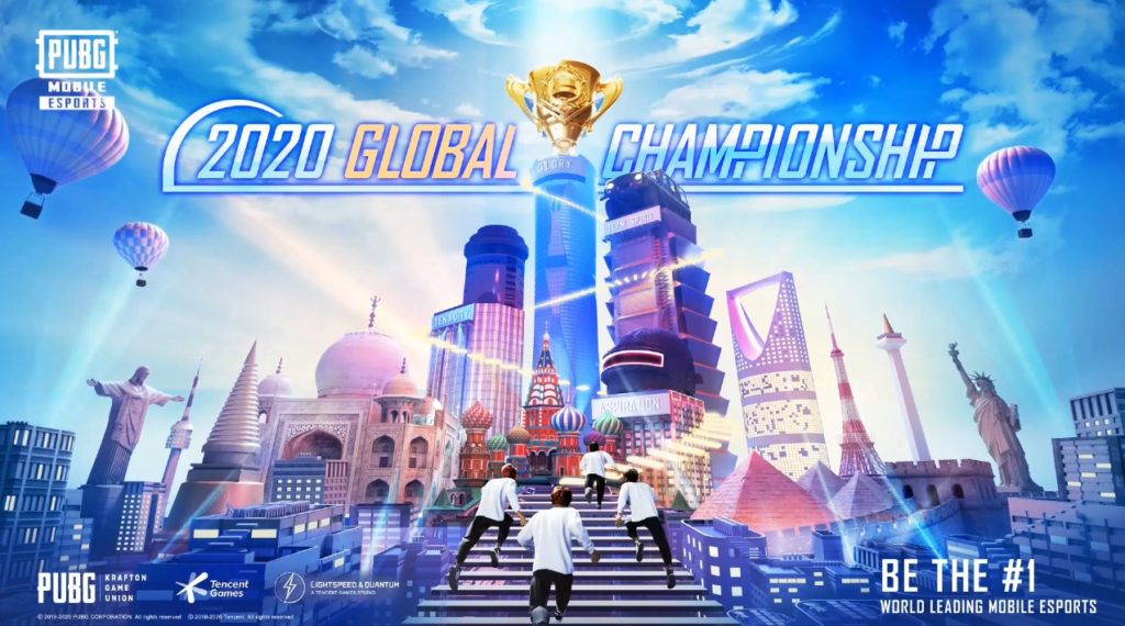 Jadual dan Keputusan Kejohanan PMGC 2020 (Kedudukan Carta)