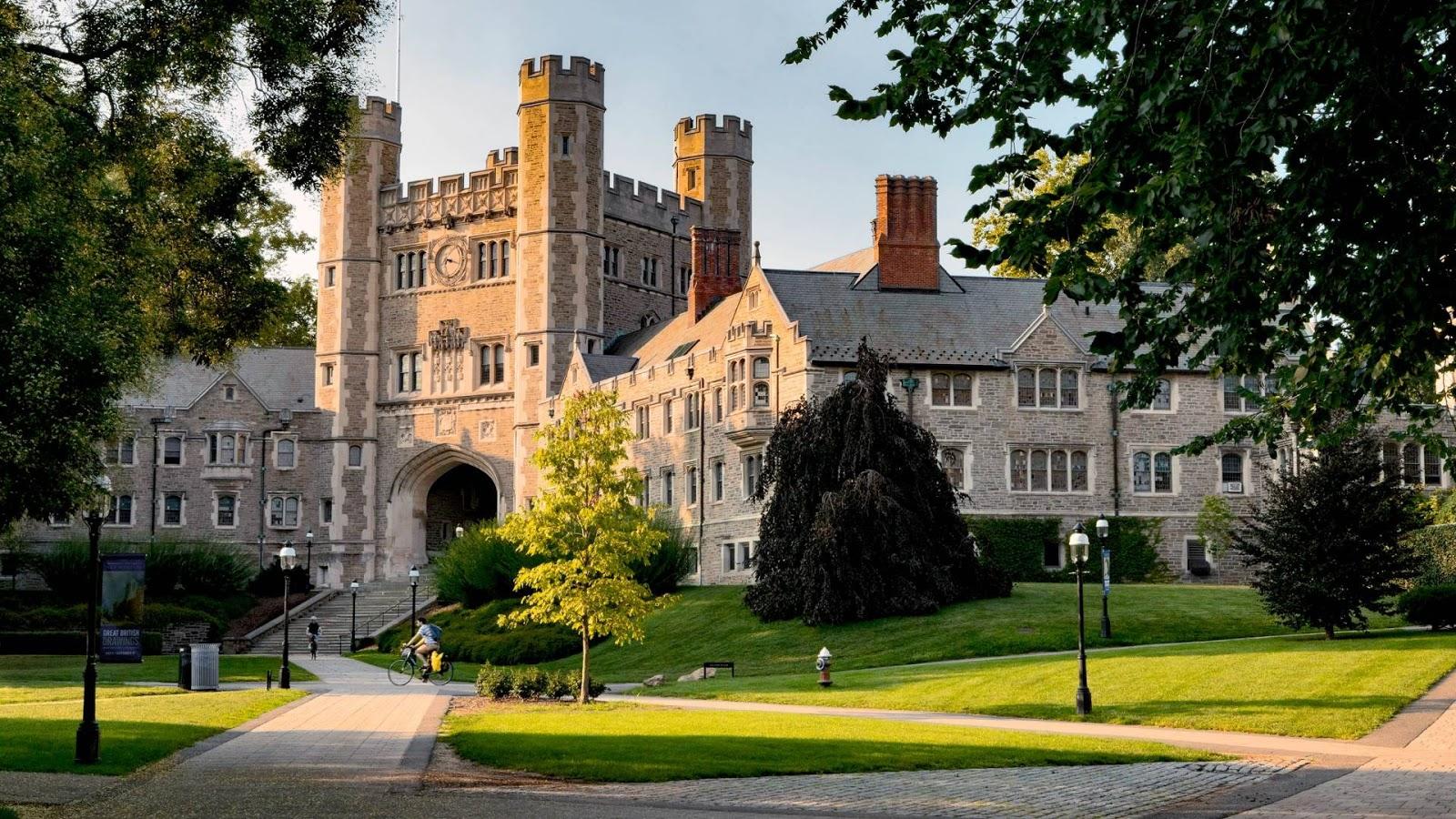 جامعة برنستون: معلومات عنها وتاريخها ومكانها وأبرز خريجيها