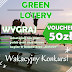 Konkurs GREEN LOTERY - love4health.pl