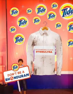 Tide Ultra delivers outstanding clean in washing machines, #TideUltraRapChallenge takes the nation by storm
